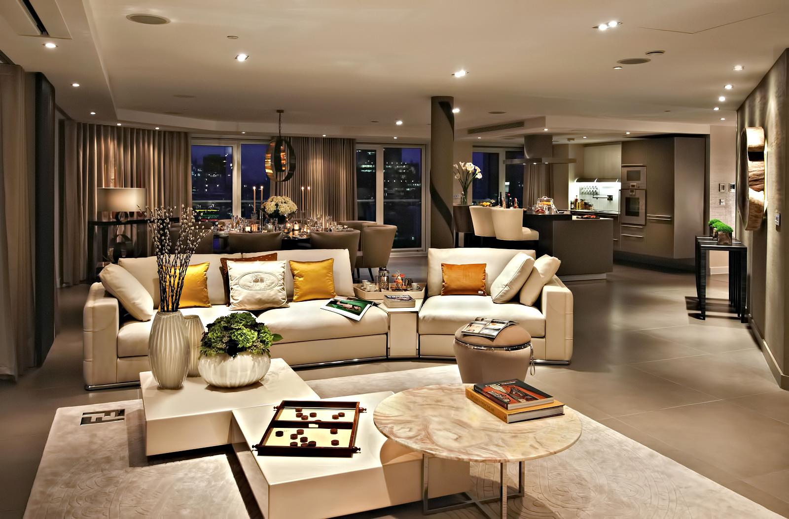 Penthouse 127 Bezier EC2 - London, England, UK
