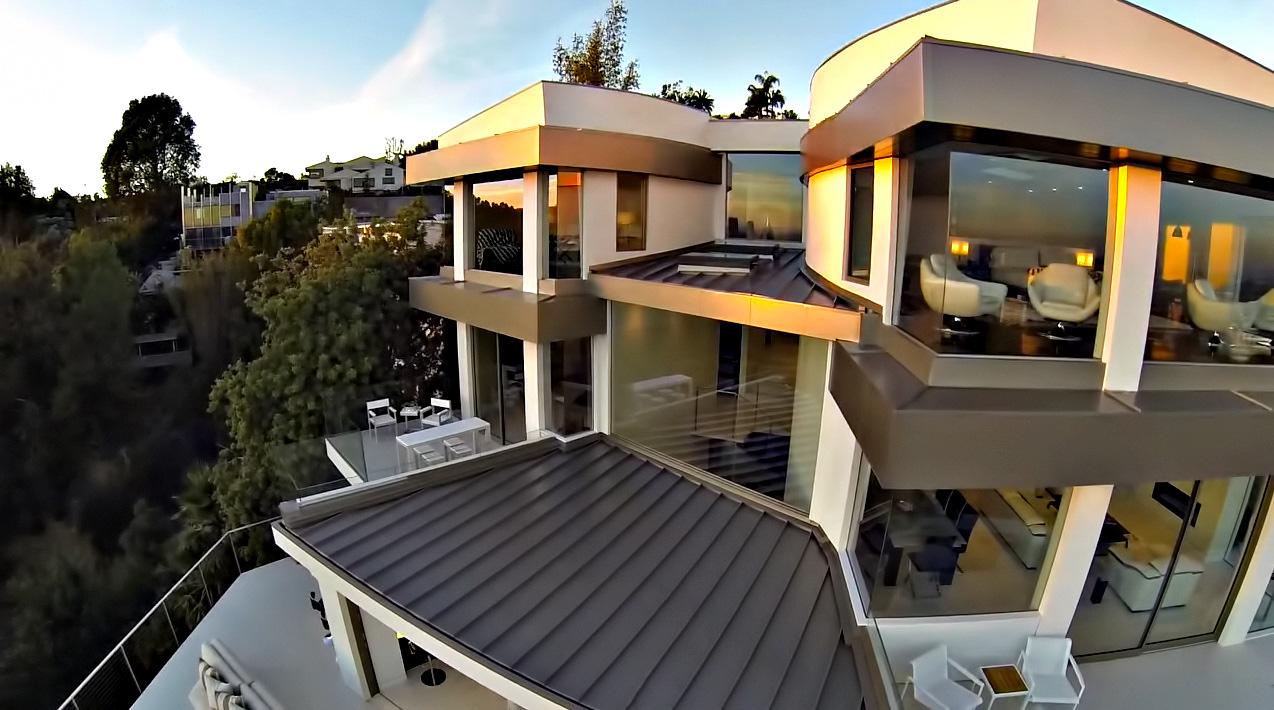 Hollywood Hills Residence – 9380 Sierra Mar Dr, Los Angeles, CA, USA