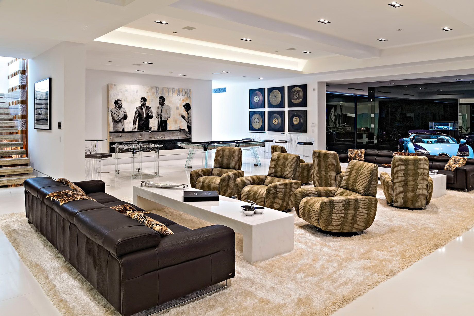 Luxury Residence - 1181 North Hillcrest Rd, Beverly Hills, CA, USA