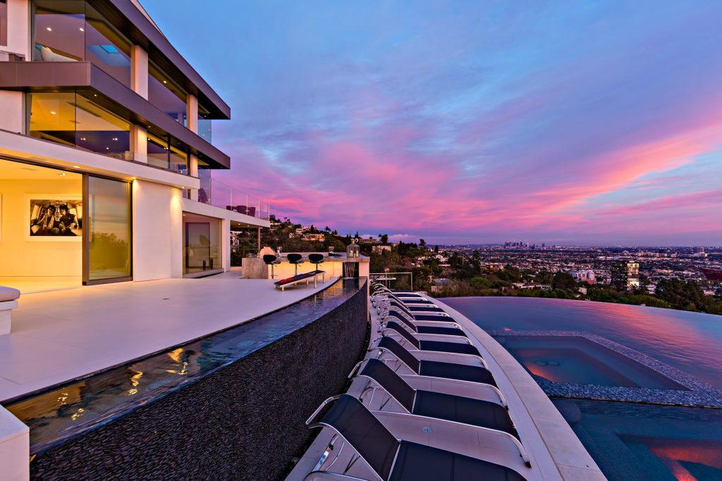 Hollywood Hills Residence - 9380 Sierra Mar Dr, Los Angeles, CA, USA