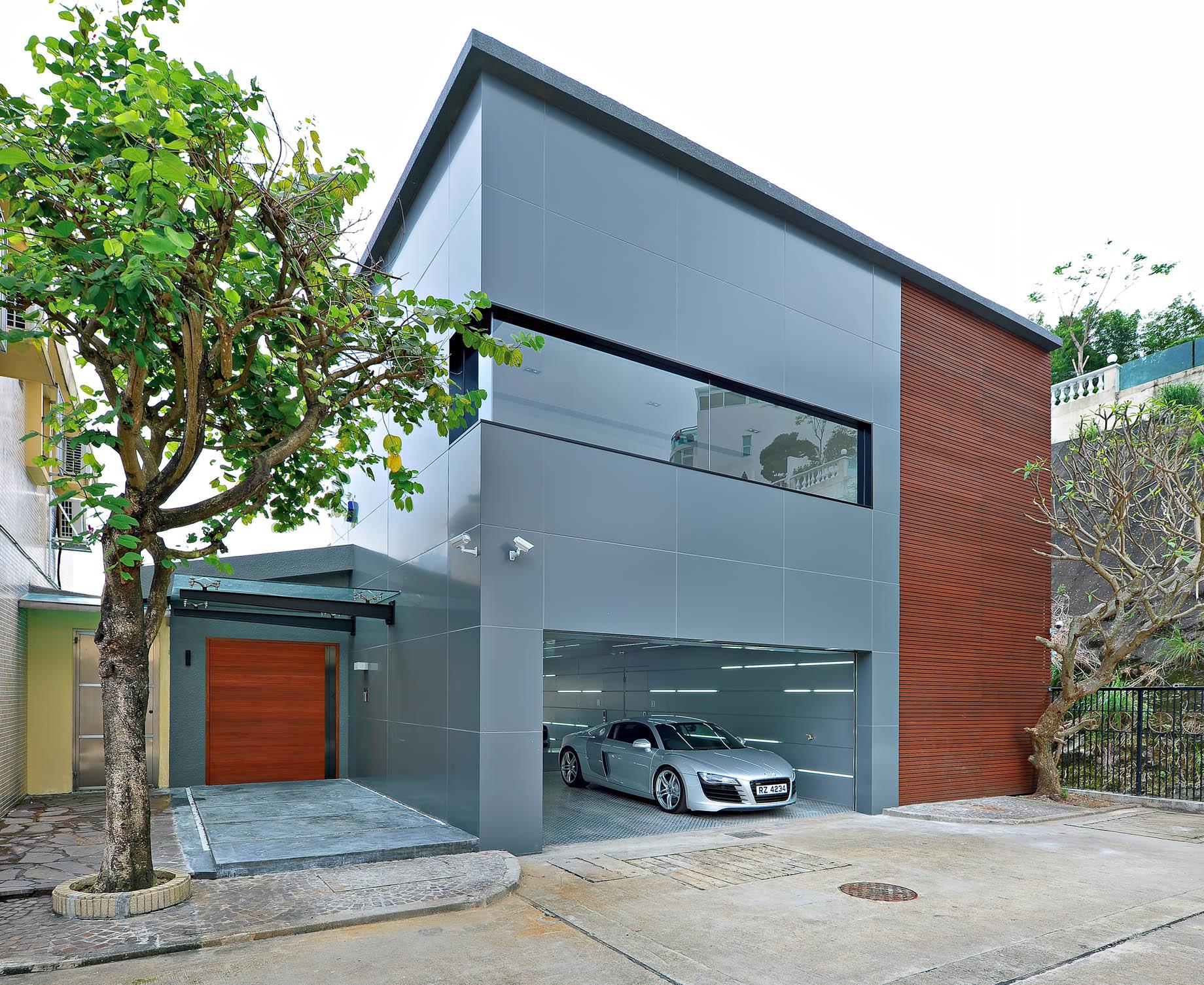 Sha Tin Luxury Residence – New Territories, Hong Kong, China