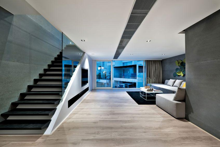 Sai Kung Luxury Residence - New Territories, Hong Kong, China