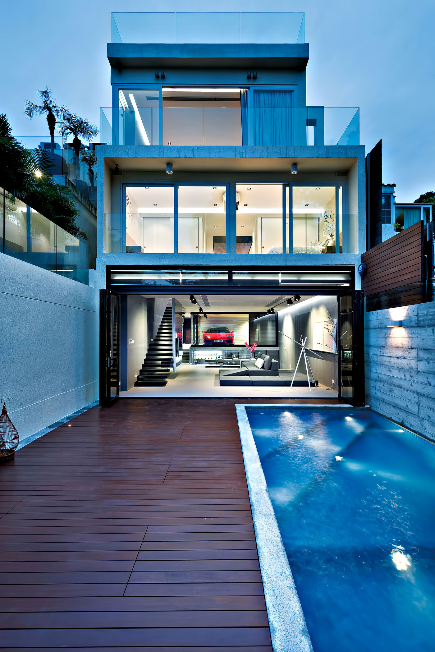Sai Kung Luxury Residence – New Territories, Hong Kong, China