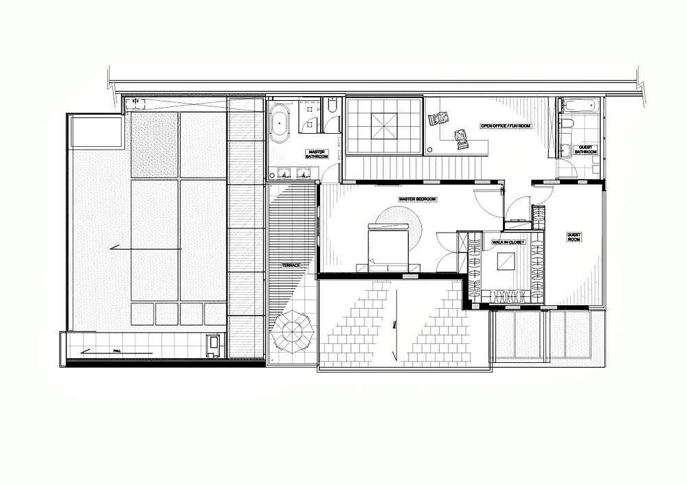 Floor Plans - Sha Tin Luxury Residence - New Territories, Hong Kong, China