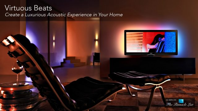Virtuous Beats - Create a Luxurious Acoustic Experience in Your Home