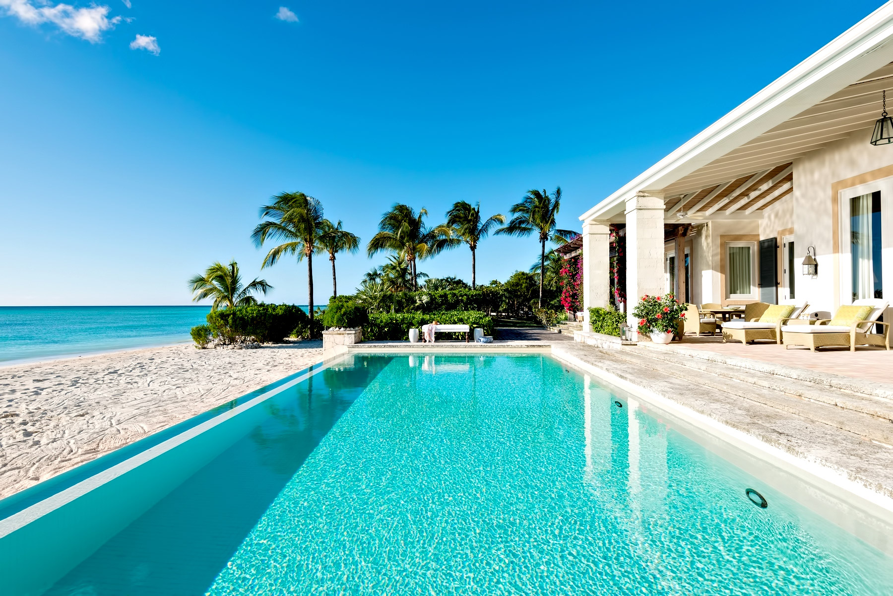 Oliver's Cove Luxury Estate - Parrot Cay, Turks and Caicos Islands