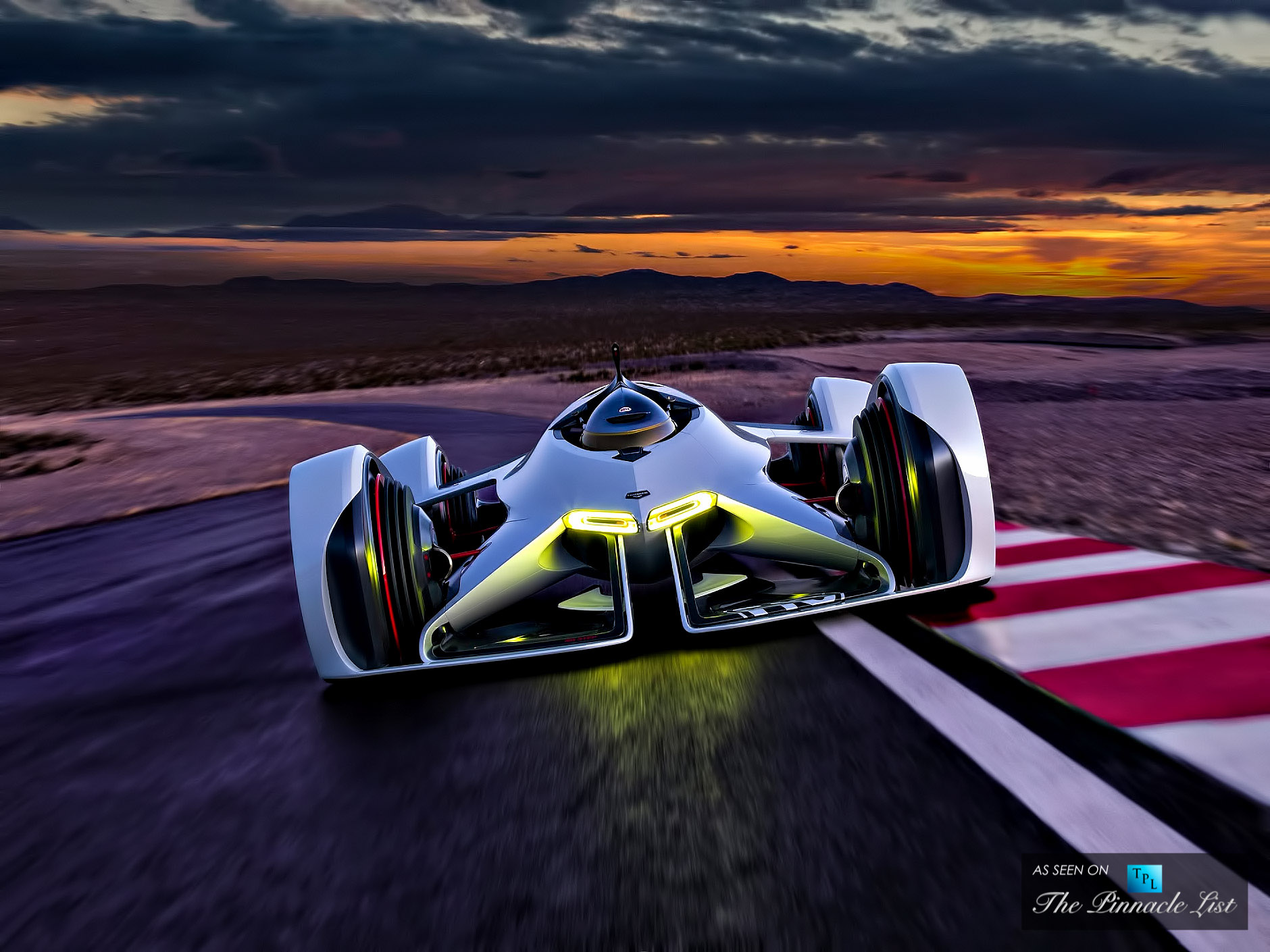 The Chevrolet Chaparral 2X Vision Gran Turismo Defies Science Fiction by Coming to Life