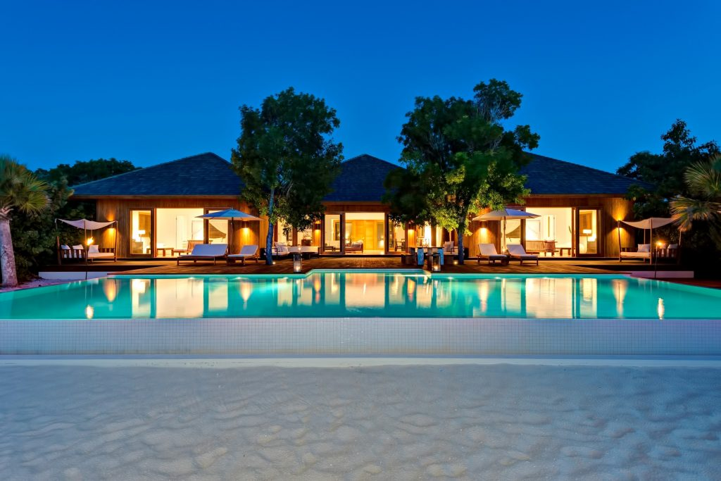 Luxury Island Villa 1101 - Parrot Cay, Turks and Caicos Islands