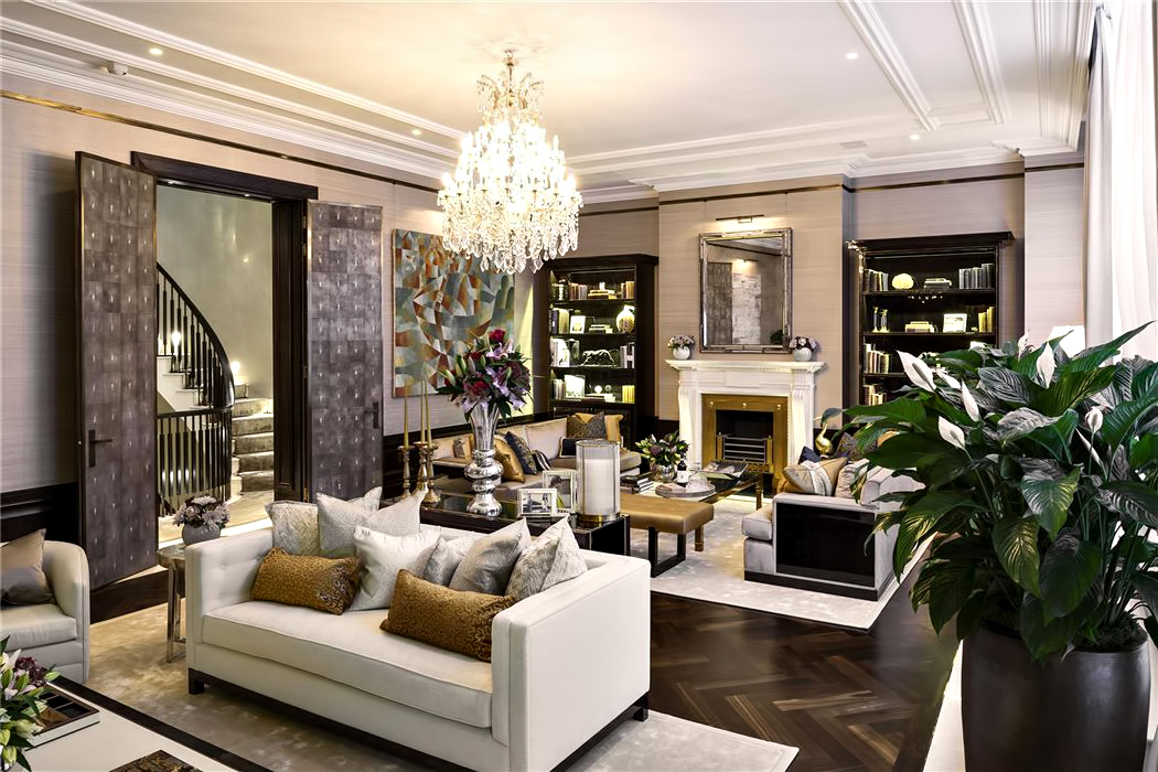 Luxury Residence – 43 Reeves Mews, Mayfair, London, England, UK