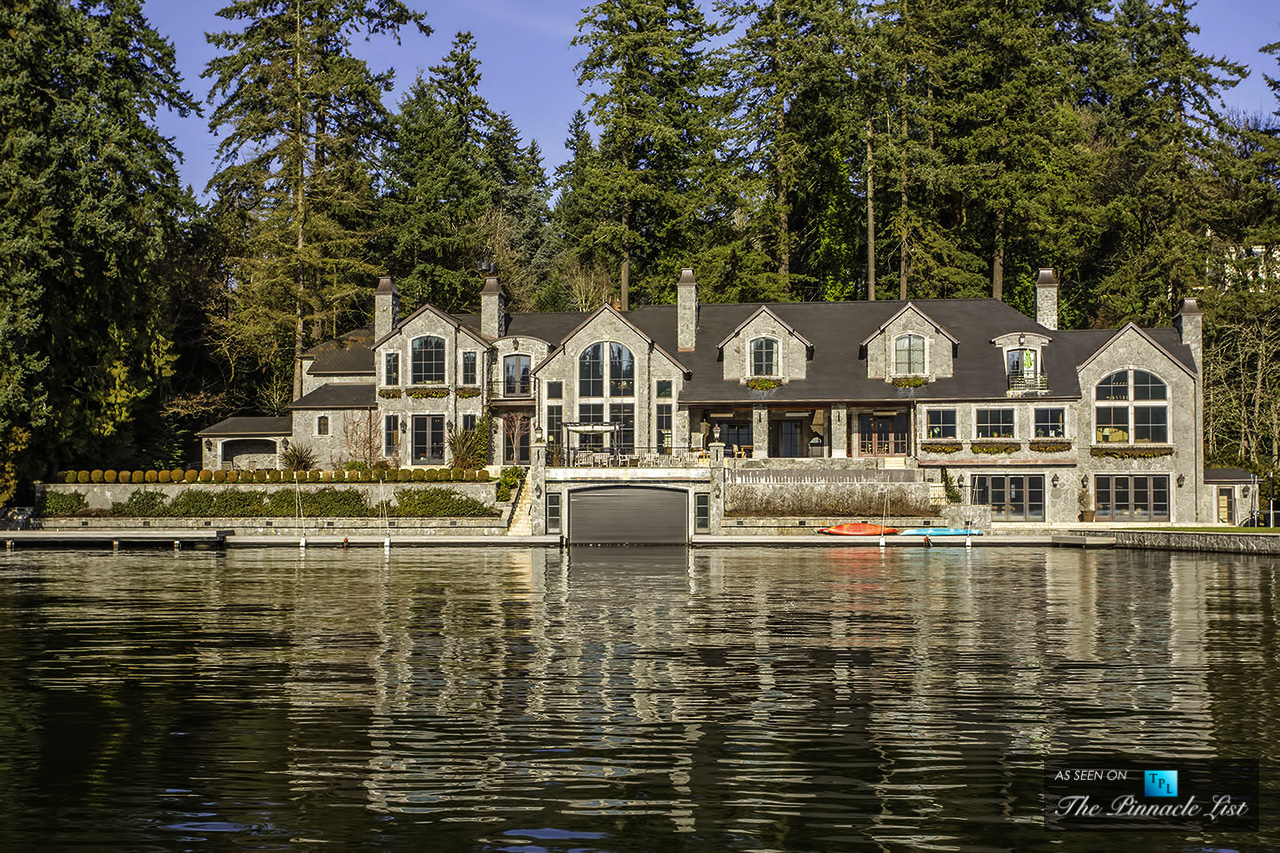 Oregon - Luxury Waterfront Living - 3 States in the Lower 48 You May Not Have Considered