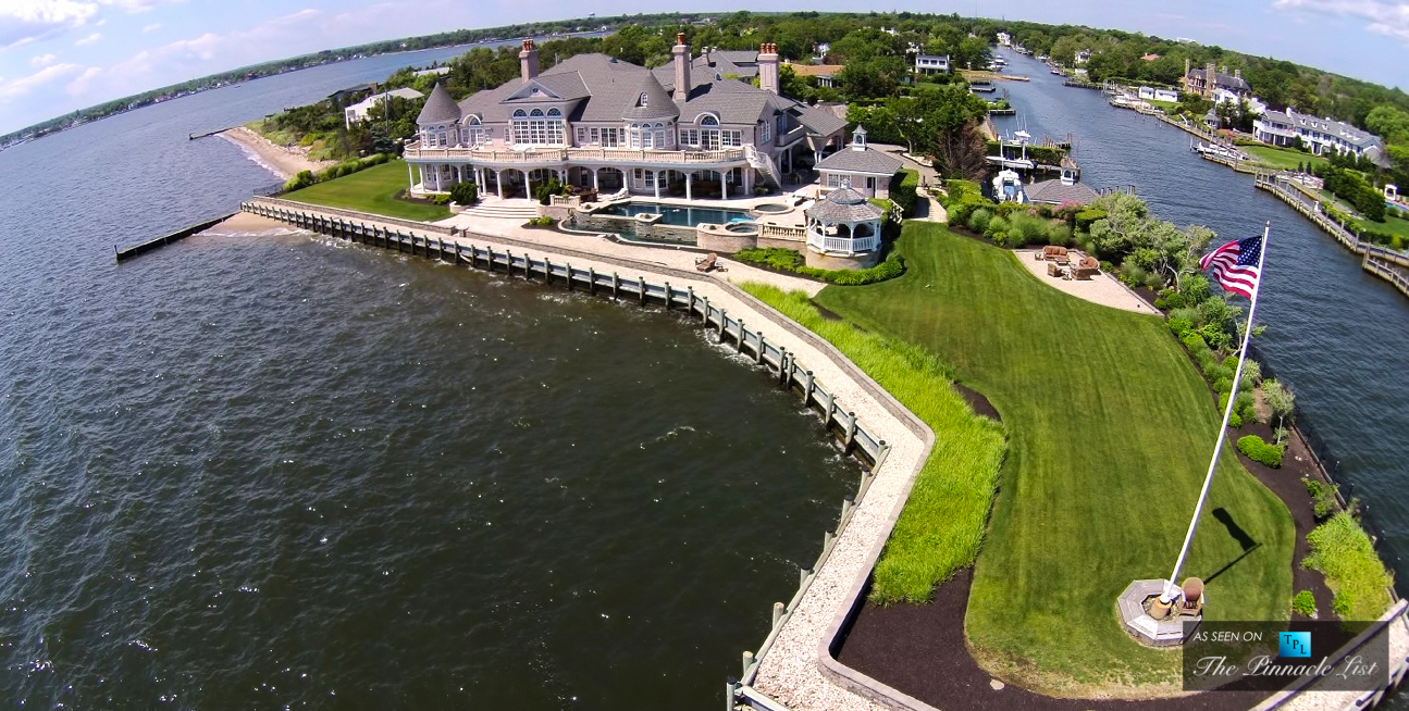 New York - Luxury Waterfront Living - 3 States in the Lower 48 You May Not Have Considered