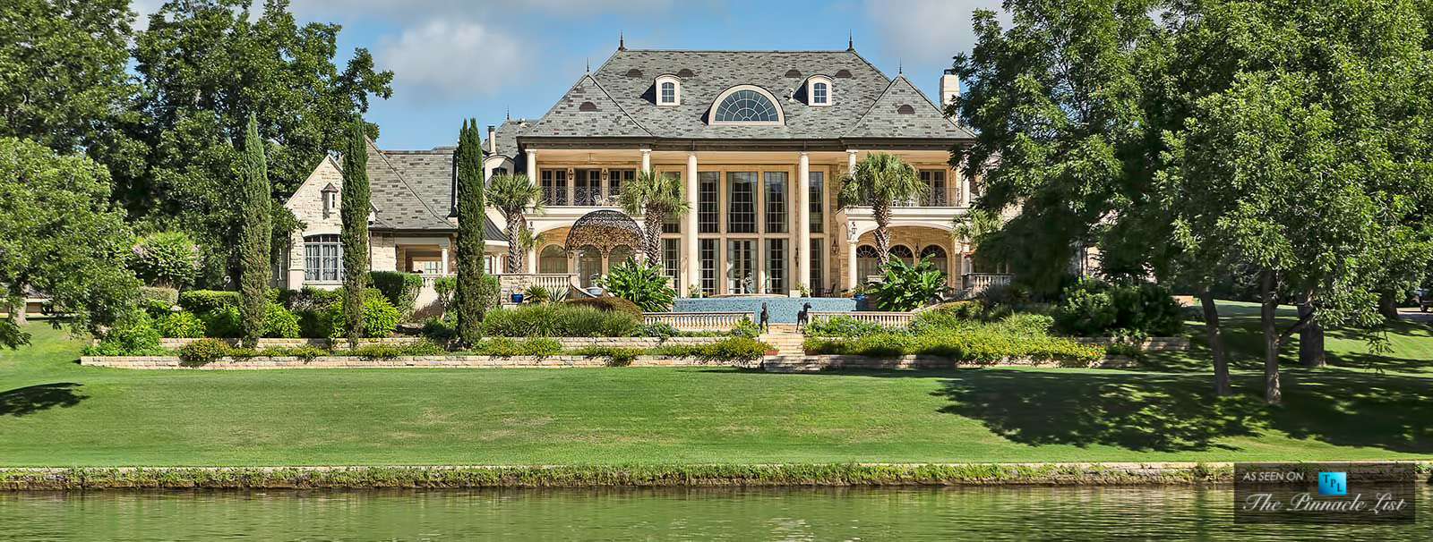 Texas - Luxury Waterfront Living - 3 States in the Lower 48 You May Not Have Considered