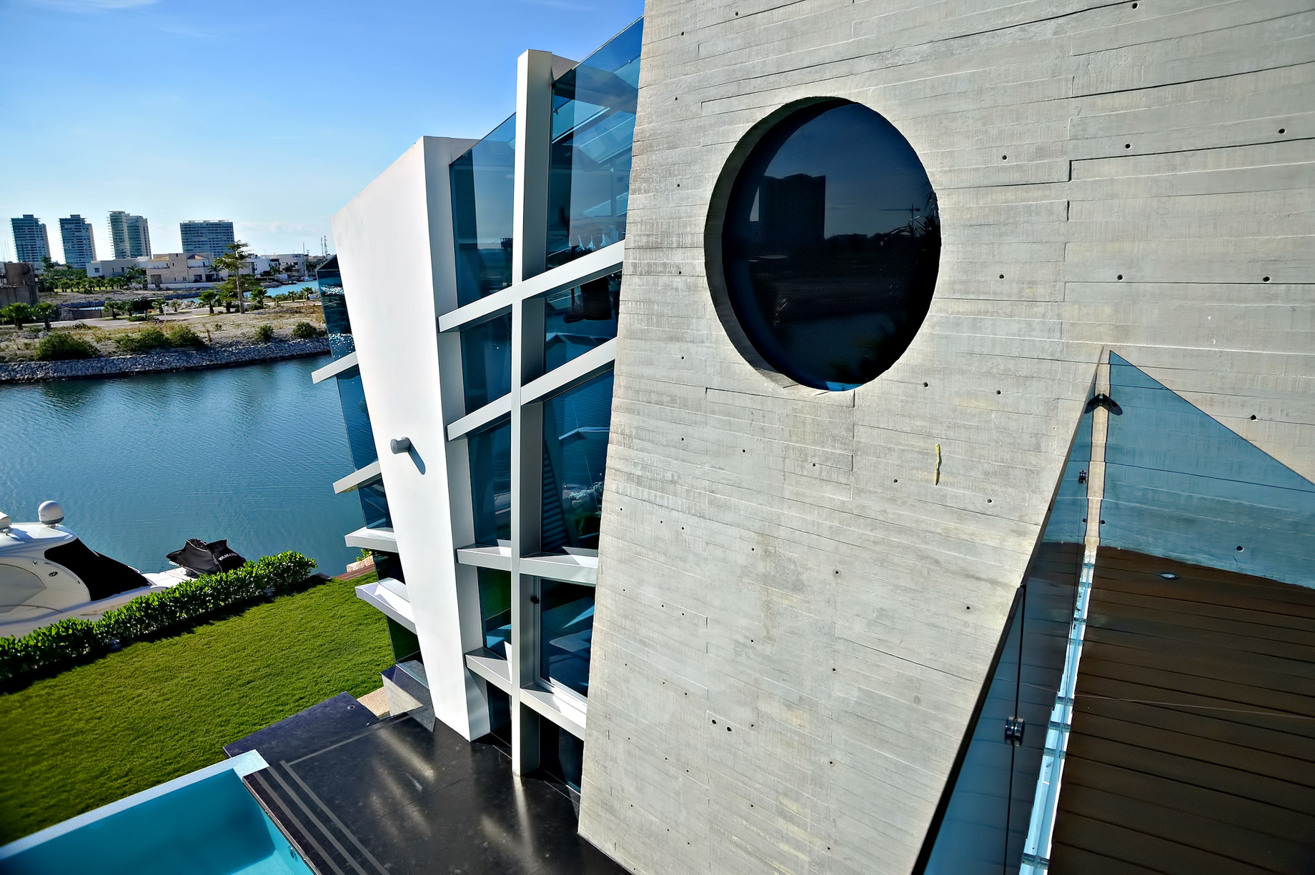 Casa Gomez Luxury Residence – Puerto Cancún, Cancún, Quintana Roo, Mexico