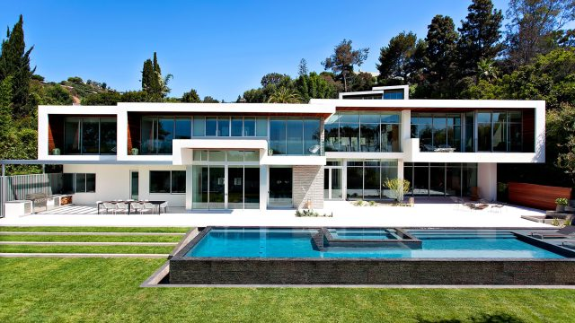 Luxury Home - 1232 Sunset Plaza Drive, Los Angeles, CA, USA