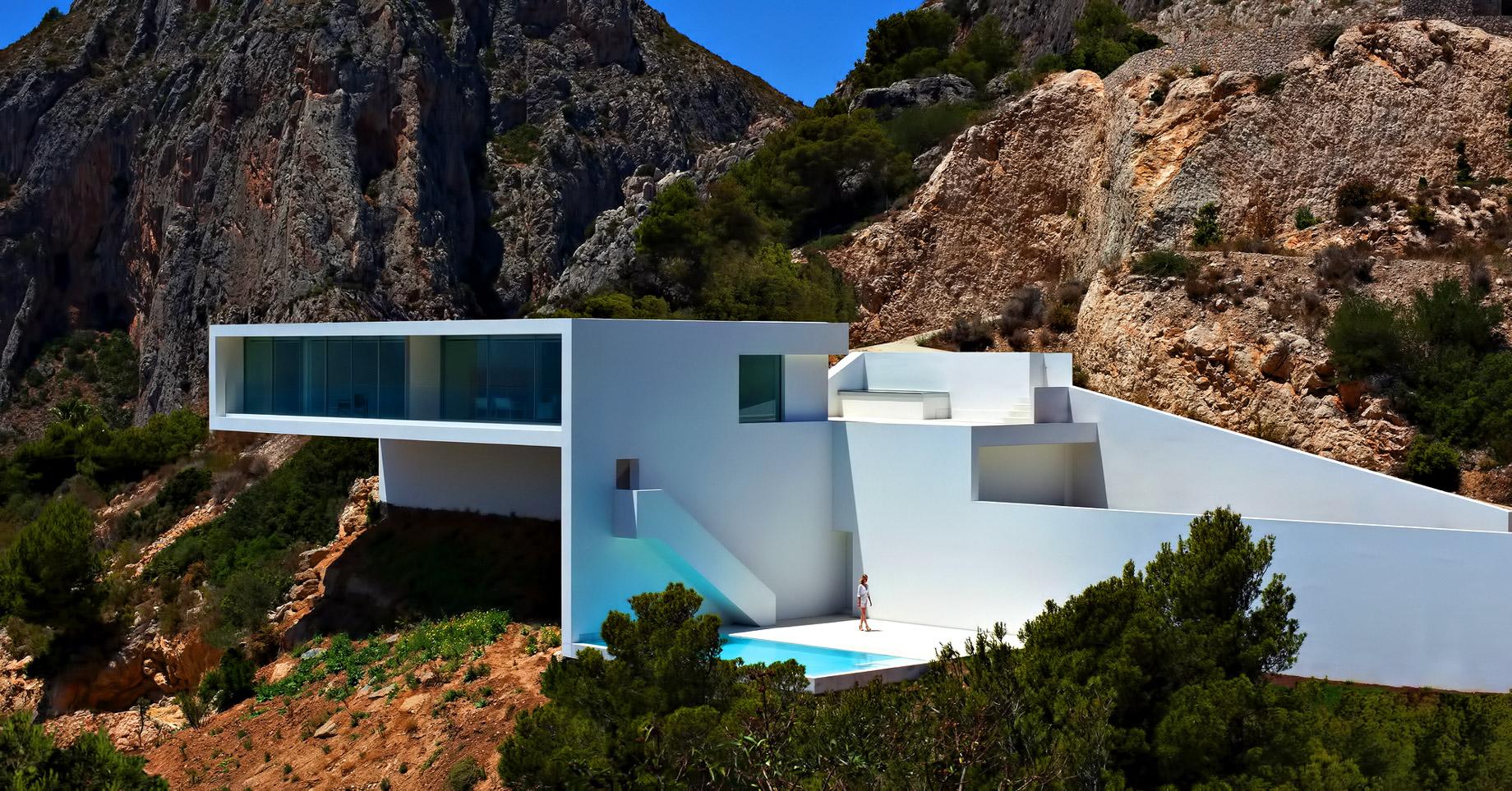 Casa del Acantilado Luxury Residence – Calp, Alicante, Spain