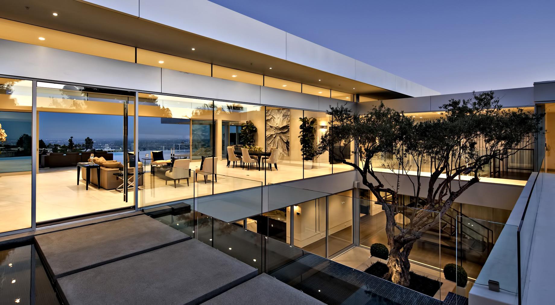Trousdale Estates Luxury Home – 1620 Carla Ridge, Beverly Hills, CA, USA