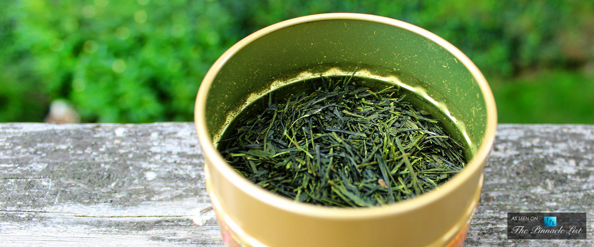 Shincha Green Tea - The Luxury of Japanese Green Tea - A Global Phenomenon for Living a Healthy Lifestyle