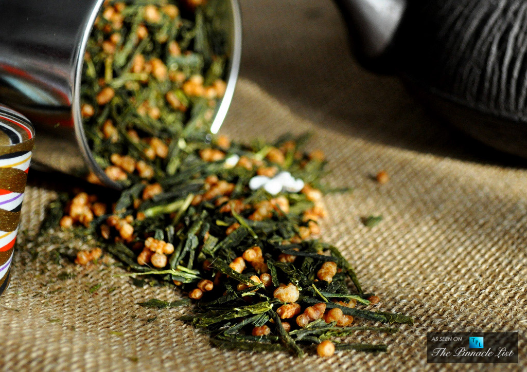Genmaicha Green Tea - The Luxury of Japanese Green Tea - A Global Phenomenon for Living a Healthy Lifestyle