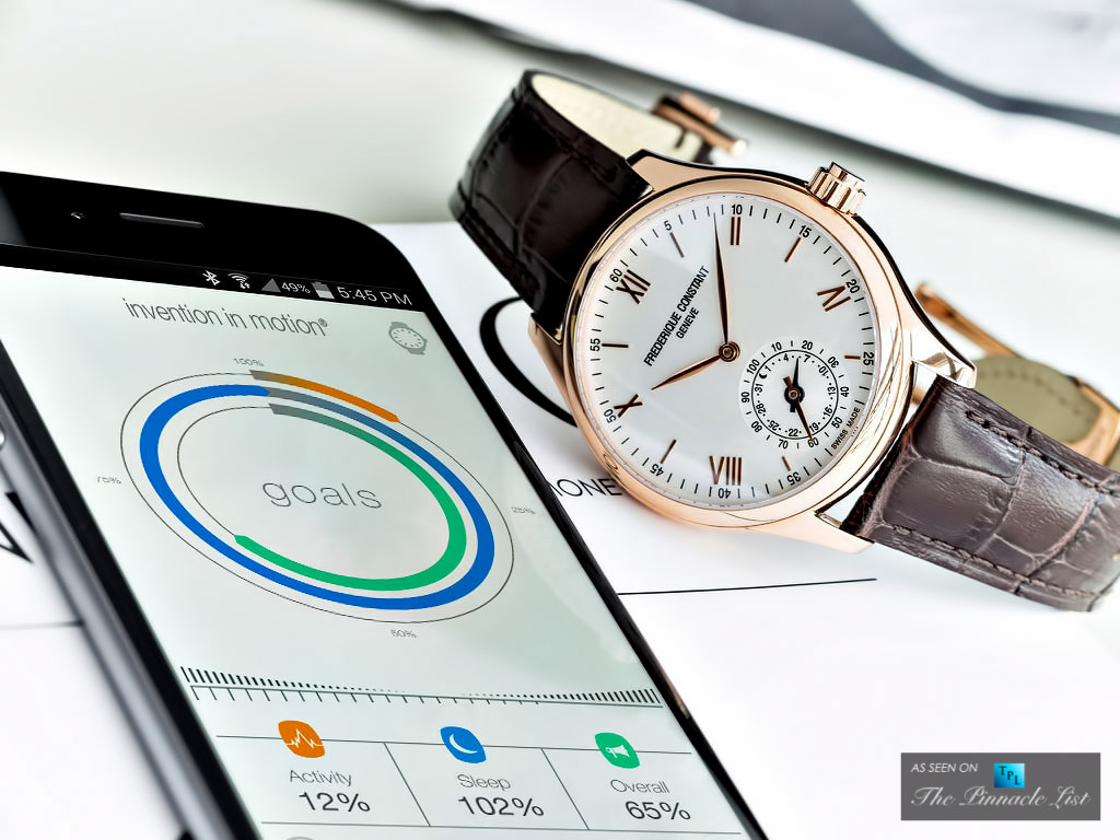 Silicon Valley and Switzerland Come Together with Swiss Horological Smartwatches