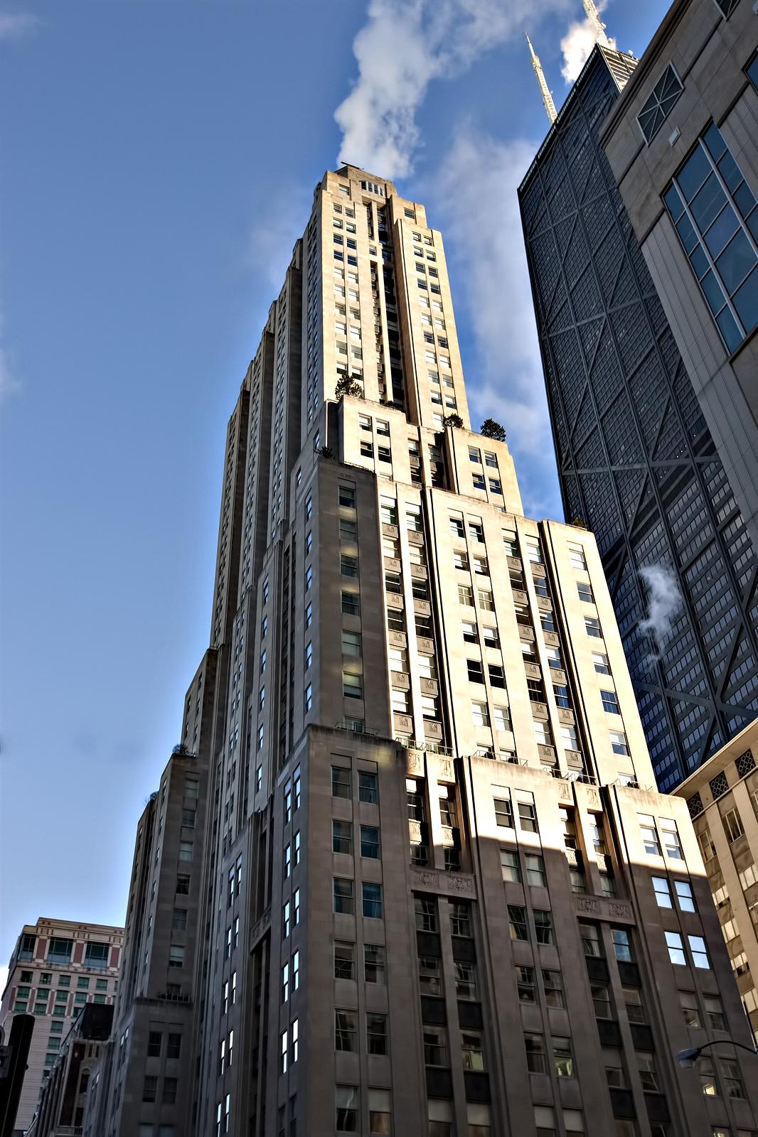 Vince Vaughn Triplex Penthouse – Chicago, IL, USA