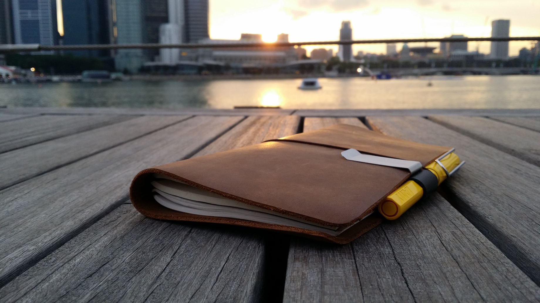 Leather Bound - Chic Travel Trends Fashionable Items to Bring Along for Globetrotting Luxury Escapes