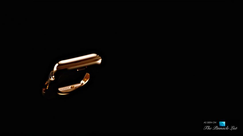 The Gold Apple Watch Edition - Pinnacle Luxury Technology with Elegant Fashion