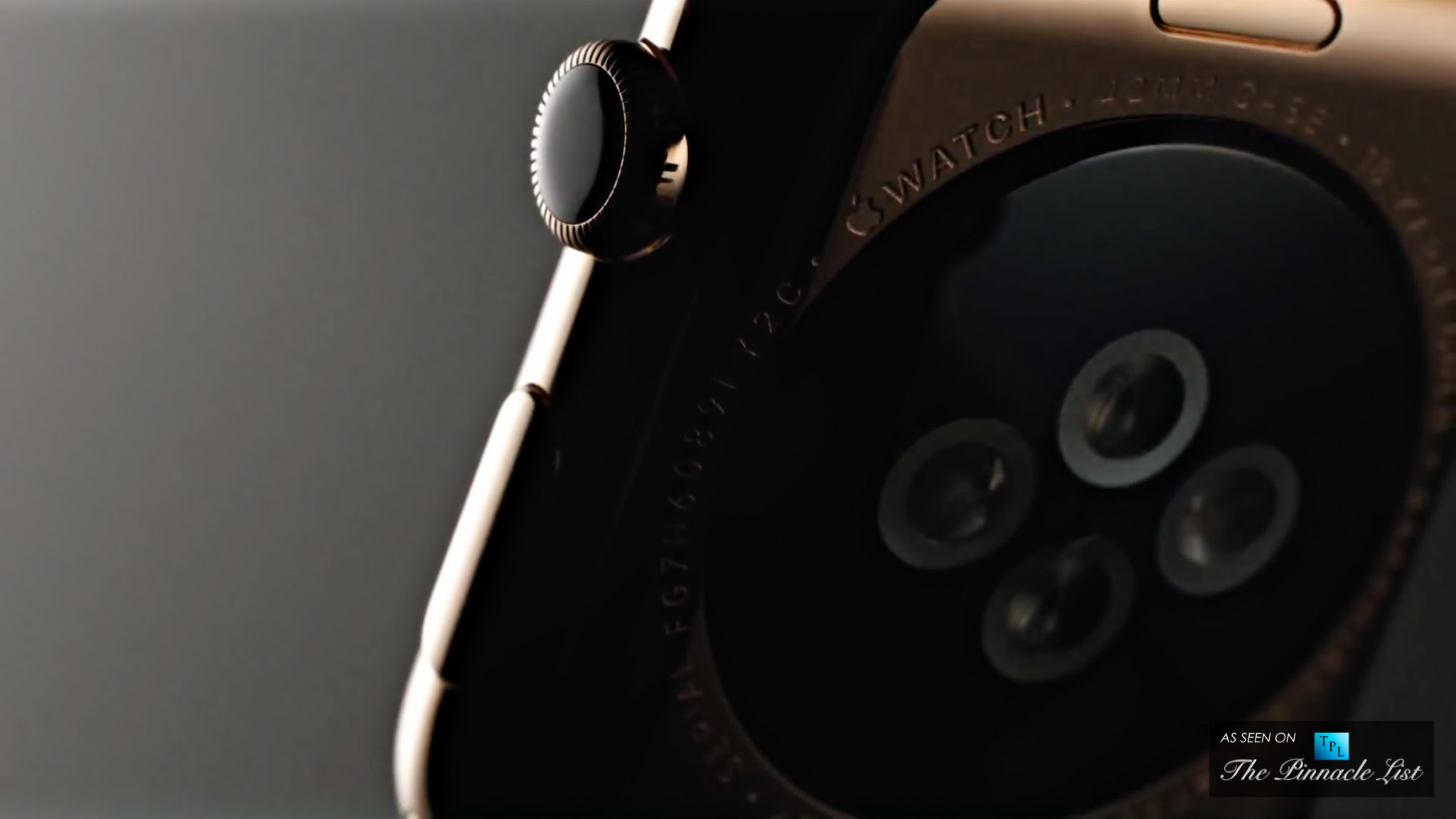 The Gold Apple Watch Edition – Pinnacle Luxury Technology with Elegant Fashion