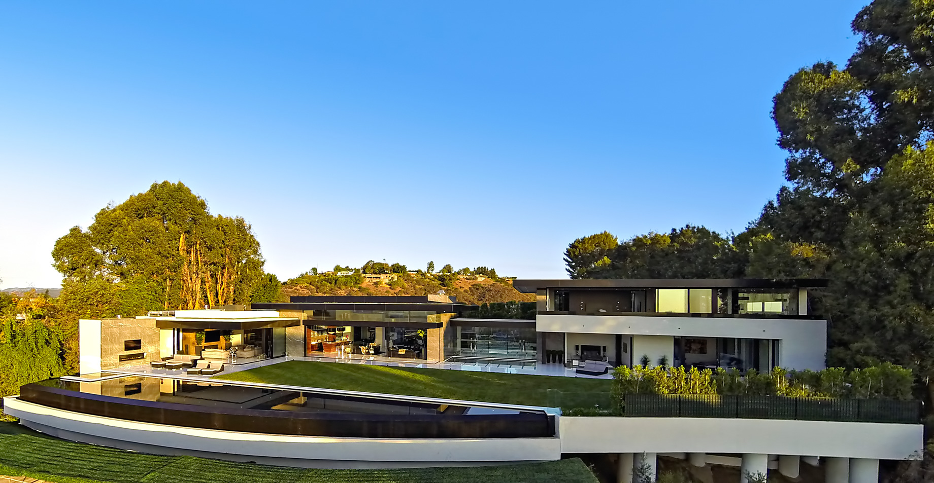 Bel Air Luxury Modern - 864 Stradella Road, Los Angeles, CA, USA