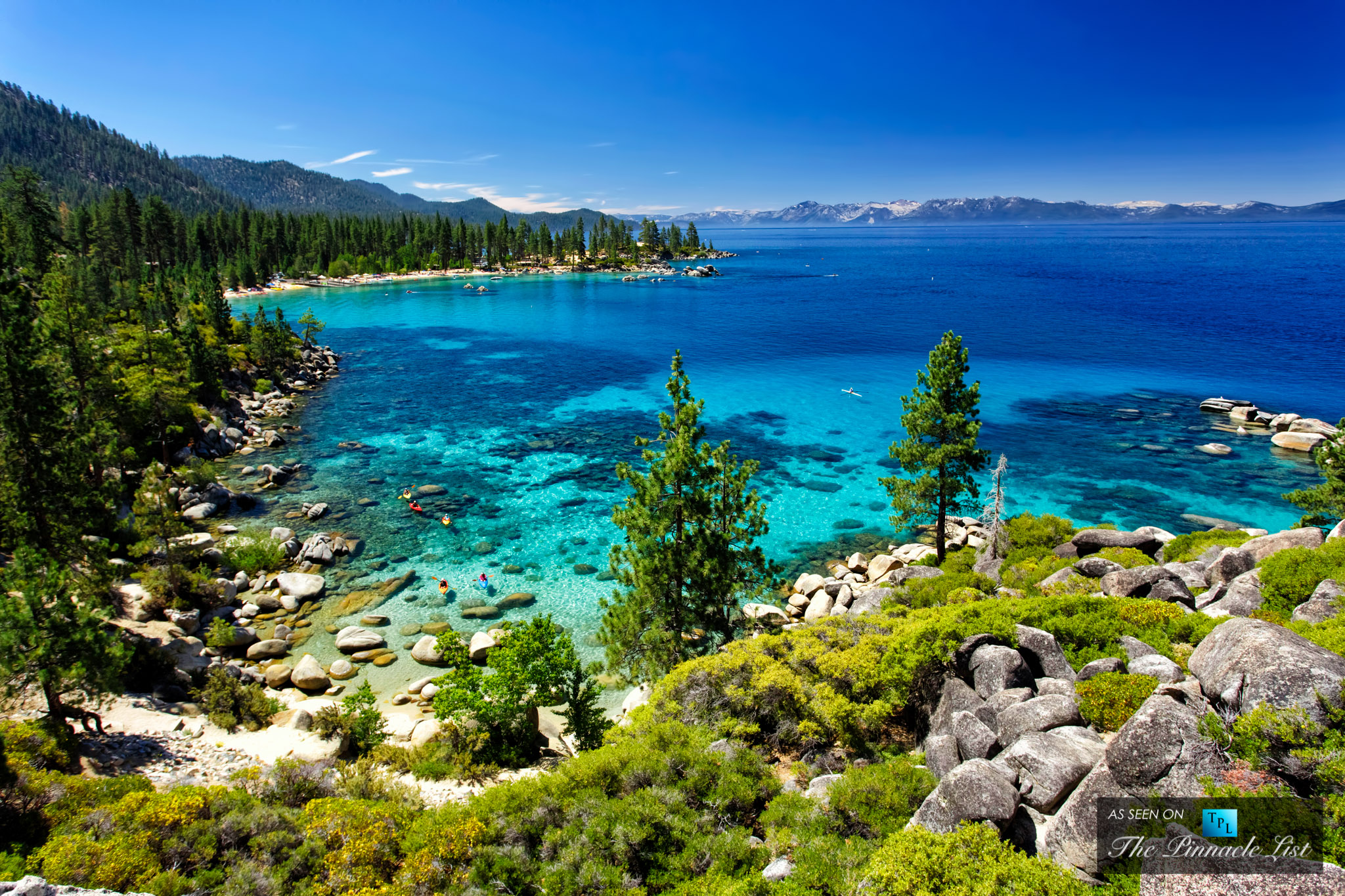 Spring - Beautiful, but Beware Flash Snow Storms - Elevating Nuptials to a Higher Level - A Picturesque Lake Tahoe Wedding for Every Season
