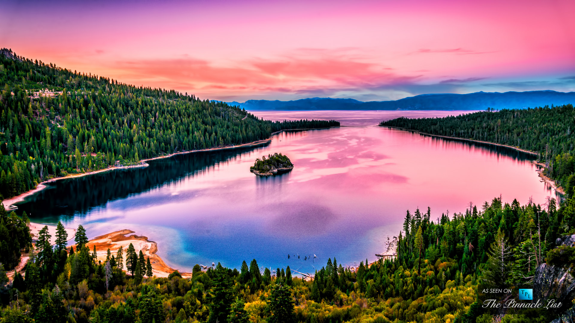 Fall - Beautiful Colors Make for a Striking Wedding - Elevating Nuptials to a Higher Level - A Picturesque Lake Tahoe Wedding for Every Season