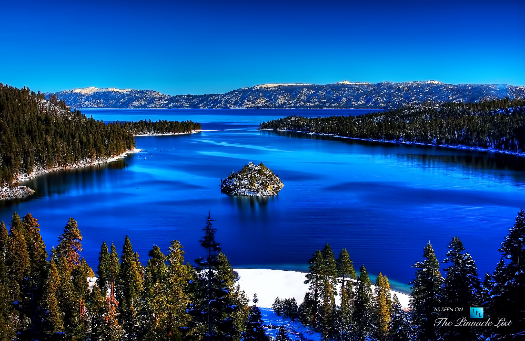 Winter - Expect Snow, and Lots of It - Elevating Nuptials to a Higher Level - A Picturesque Lake Tahoe Wedding for Every Season