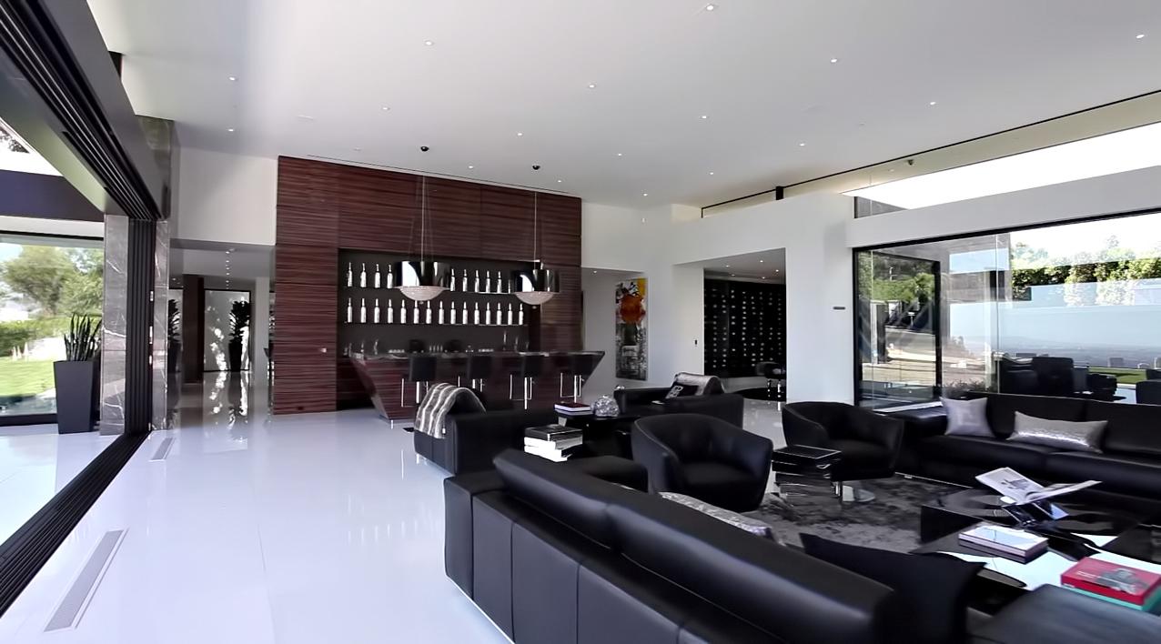 Bel Air Luxury Modern – 864 Stradella Road, Los Angeles, CA, USA