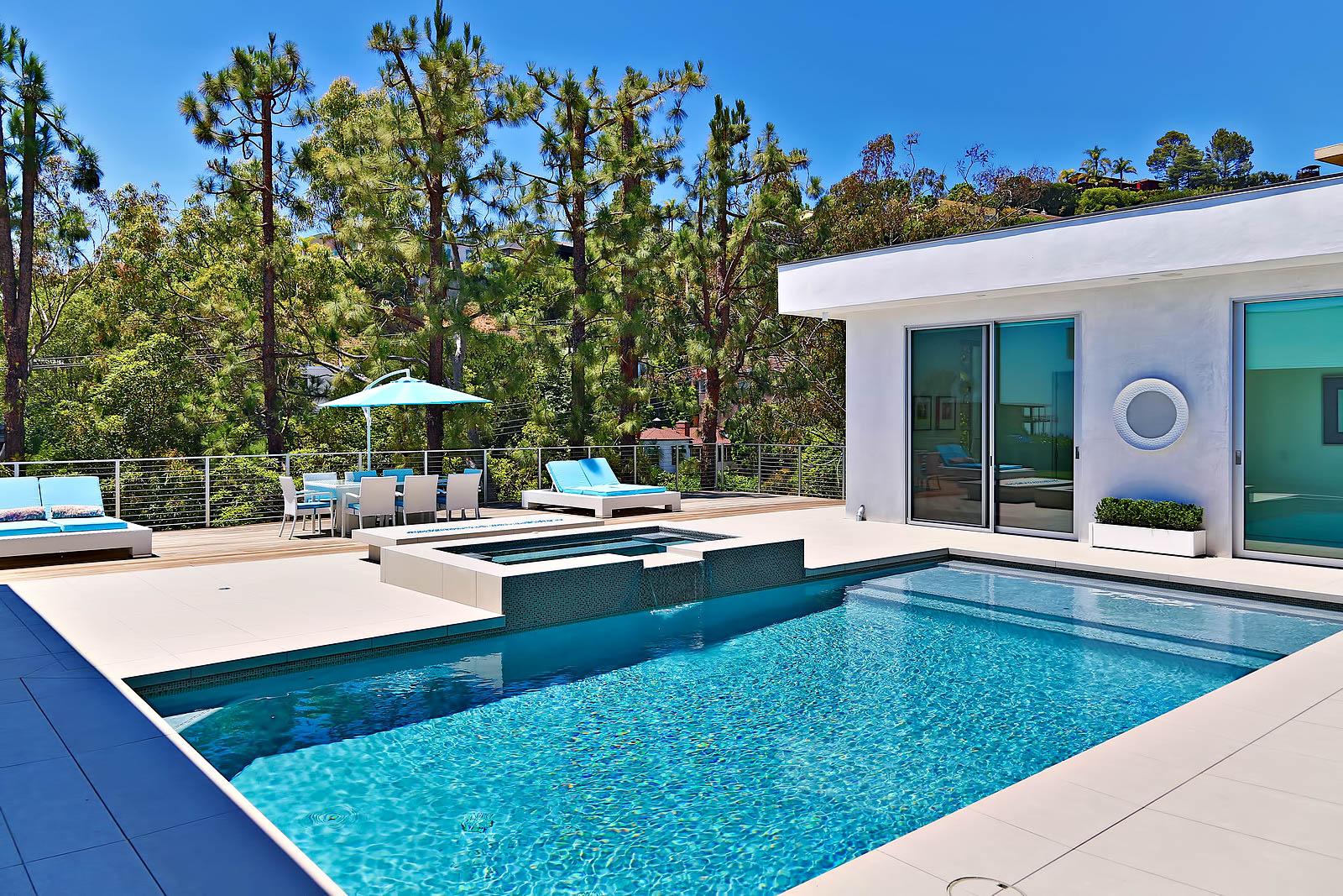 Trousdale Modern Contemporary – 1479 Carla Ridge, Beverly Hills, CA, USA