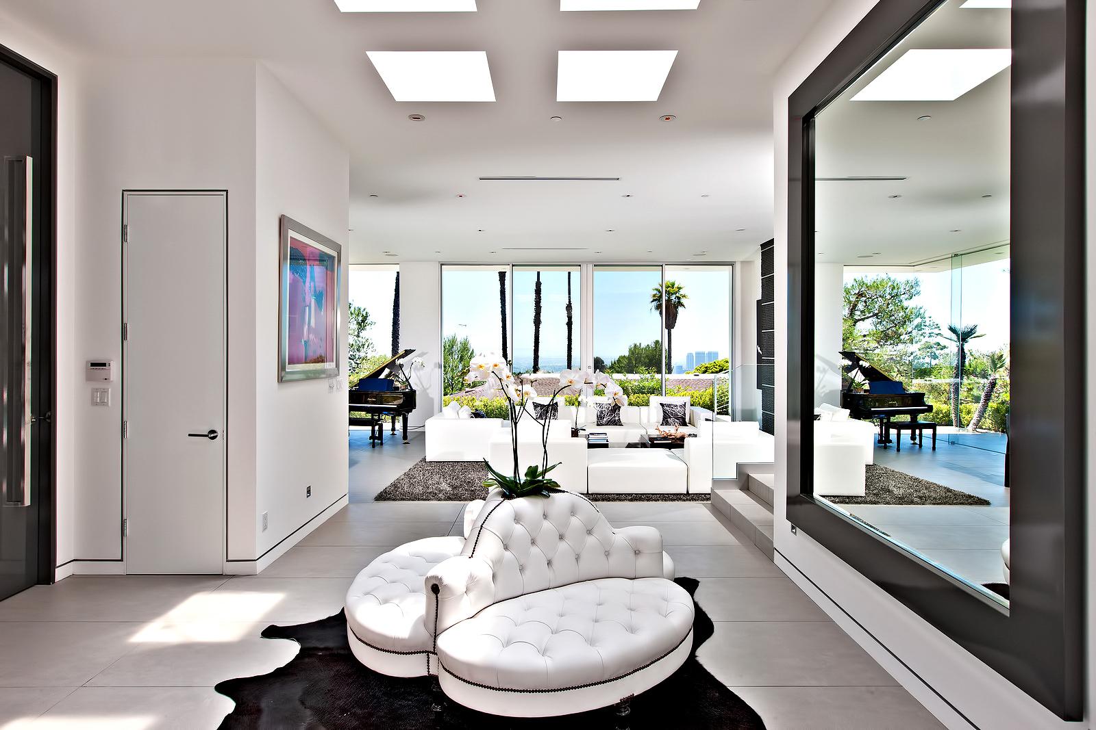 Trousdale Modern Contemporary - 1479 Carla Ridge, Beverly Hills, CA, USA