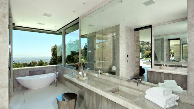 Contemporary Trousdale Estate - 1870 Carla Ridge, Beverly Hills, CA, USA