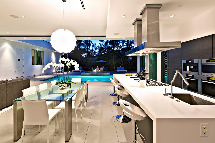 Trousdale Modern Contemporary - 1479 Carla Ridge, Beverly Hills, CA, USA