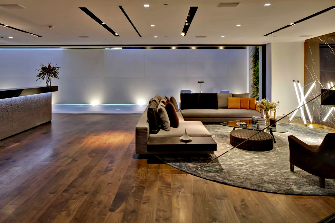 Trophy Modern Luxury Residence – 1442 Tanager Way, Los Angeles, CA, USA
