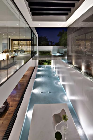 Trophy Modern Luxury Residence - 1442 Tanager Way, Los Angeles, CA, USA