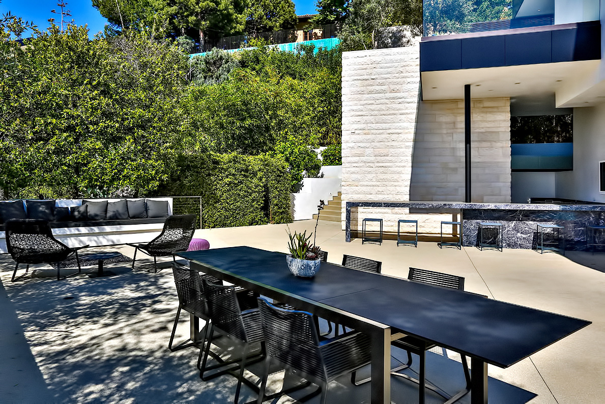 Bird Streets Luxury Contemporary - 9133 Oriole Way, Los Angeles, CA, USA