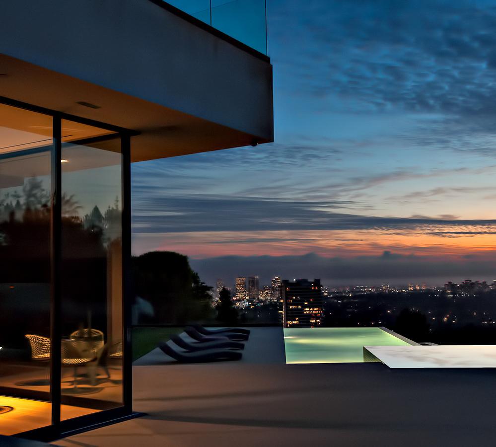 Bird Streets Luxury Contemporary – 9133 Oriole Way, Los Angeles, CA, USA