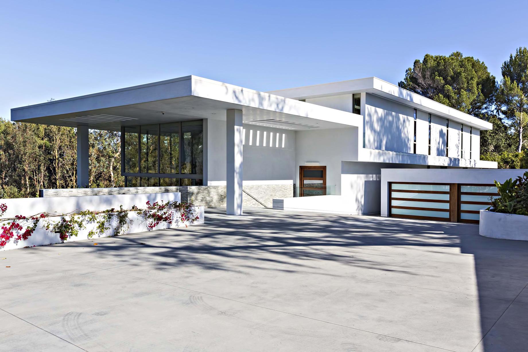 Holmby Hills Contemporary Villa – 438 N Faring Rd, Los Angeles, CA, USA