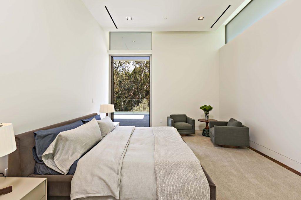 Holmby Hills Contemporary Villa - 438 N Faring Rd, Los Angeles, CA, USA