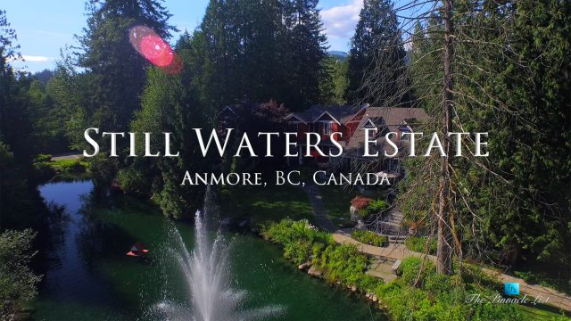 Still Waters Estate - 2571 E Rd, Anmore, BC, Canada - Luxury Real Estate