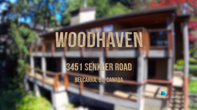 Woodhaven - 3451 Senkler Rd, Belcarra, BC, Canada - Luxury Real Estate