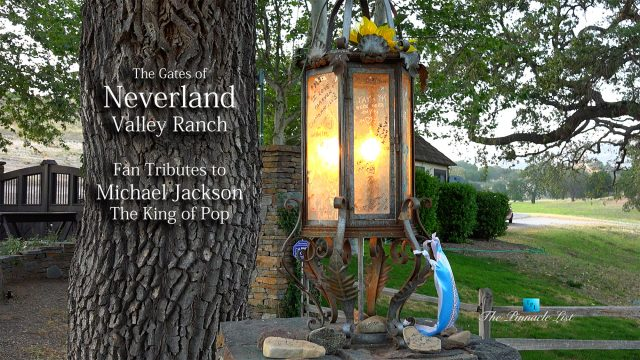The Gates of Neverland - Fan Tributes to Michael Jackson the King of Pop