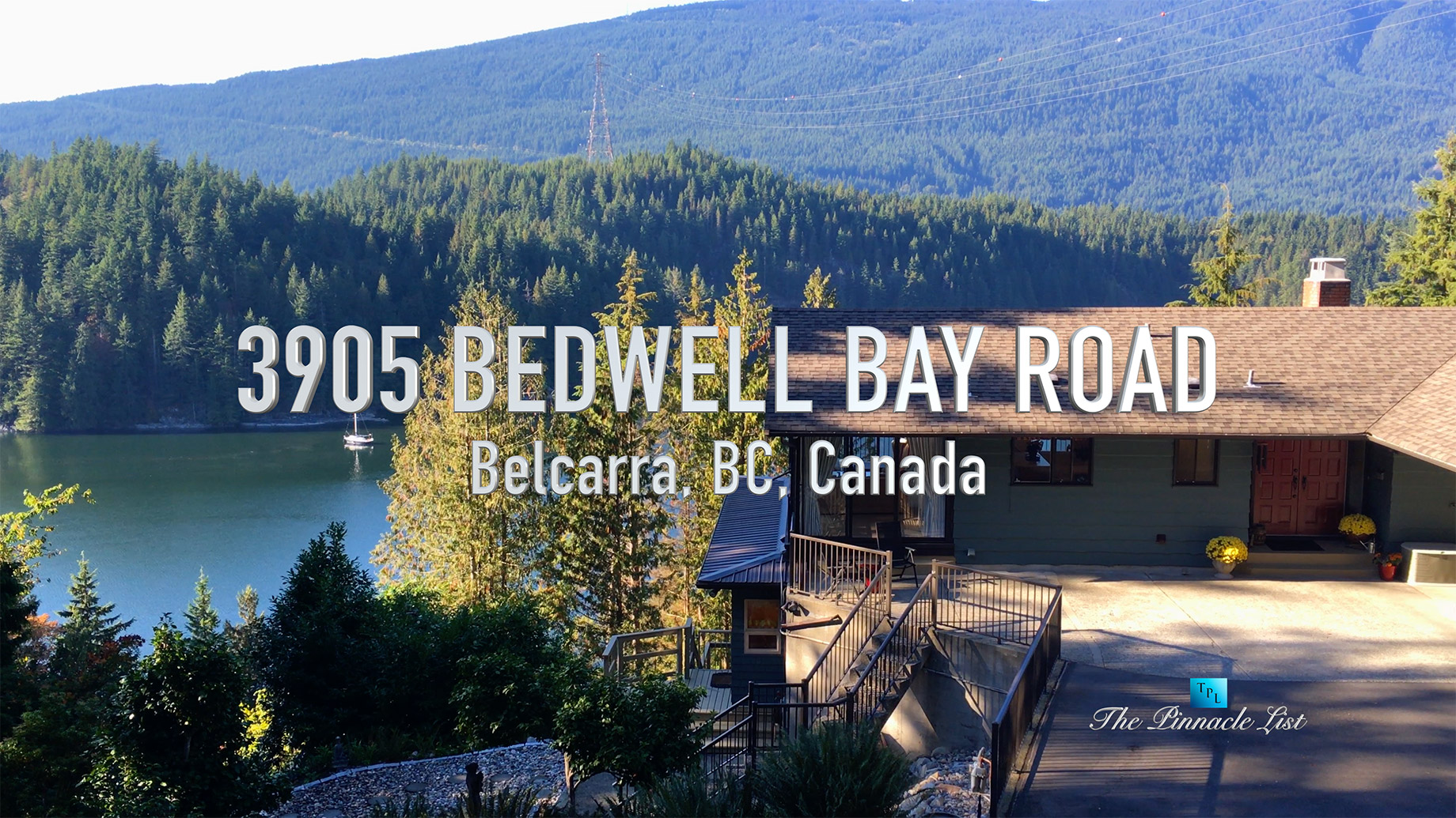 3905 Bedwell Bay Rd, Belcarra, BC, Canada - Luxury Real Estate
