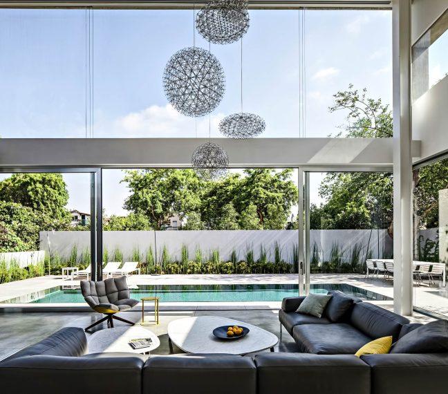 Concrete Cut Luxury Residence - Ramat Gan, Tel Aviv, Israel