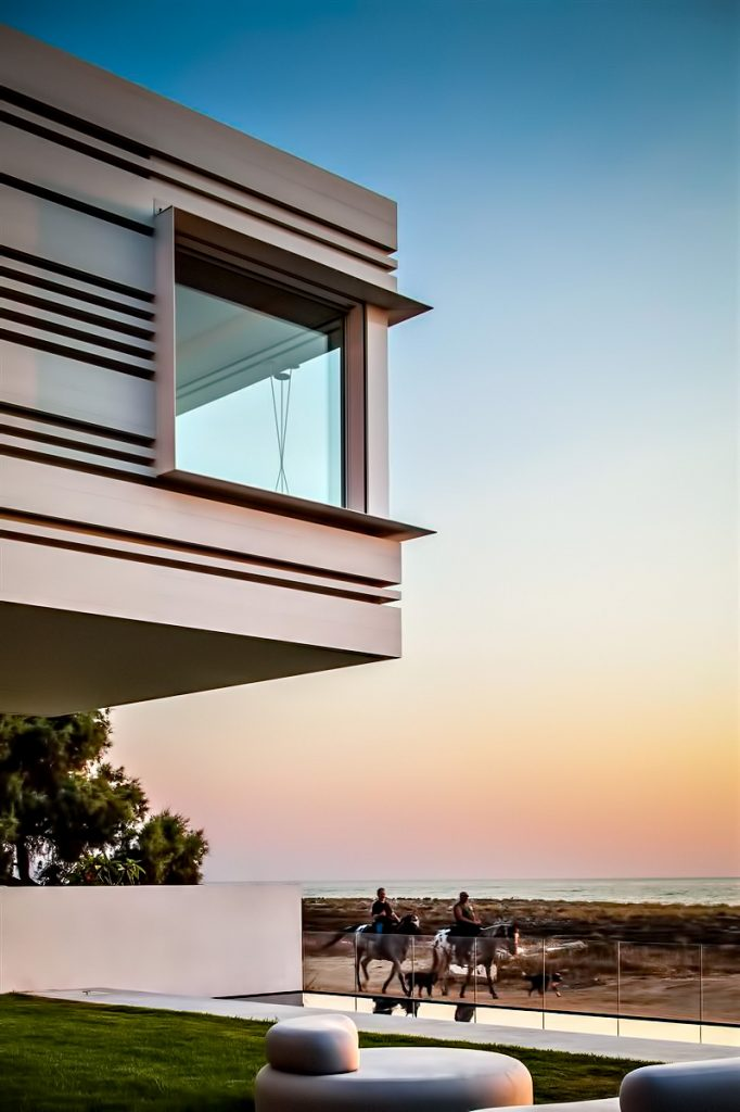Beach House Luxury Residence - Shavei Tzion, Galilee, Israel