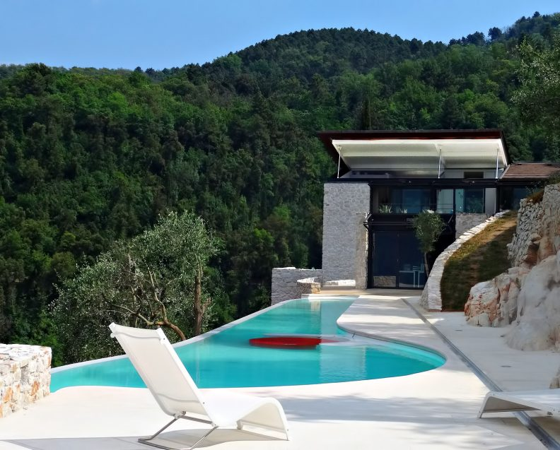 Casa Boucquillon Luxury Residence - Lucca, Tuscany, Italy
