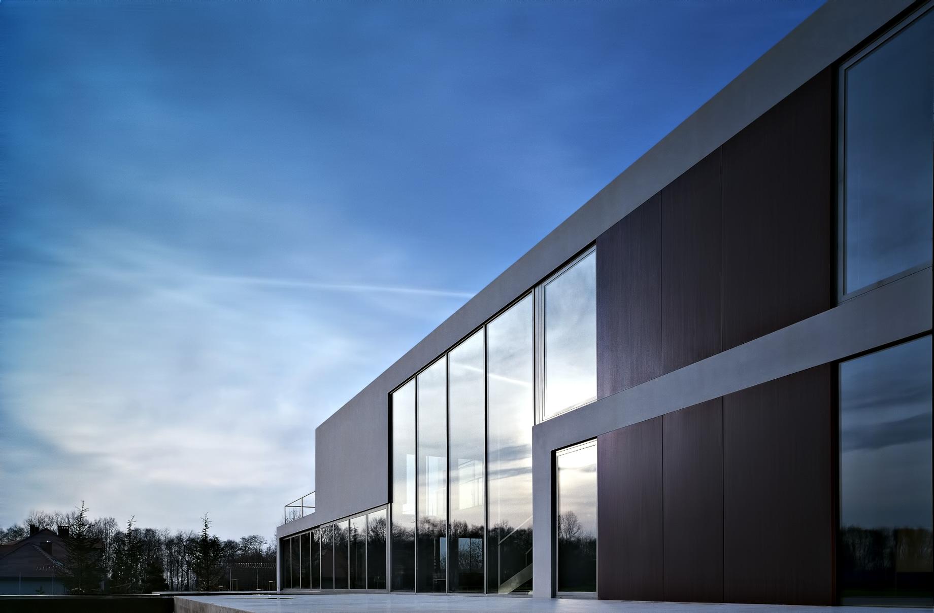 Aatrial House Luxury Residence – Opole, Poland